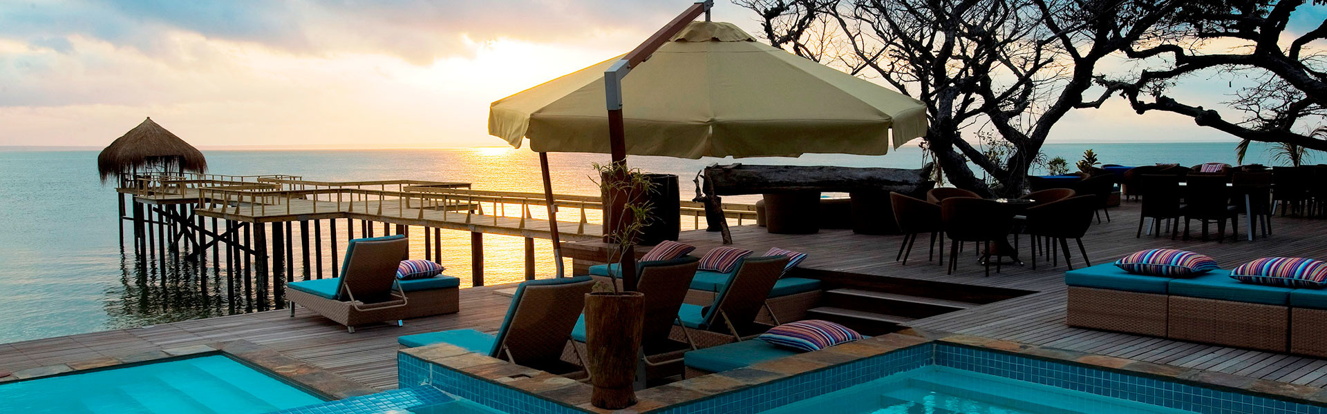 Dugong Beach Lodge | Sous l'Acacia