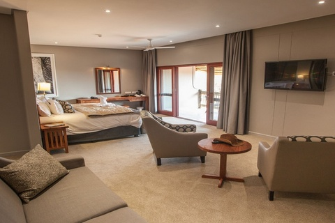 Chambres Chobe Bush Lodge