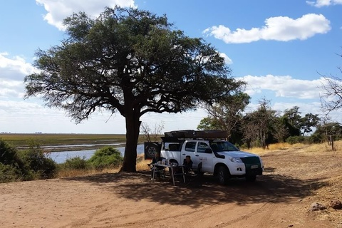Parc National de Chobe