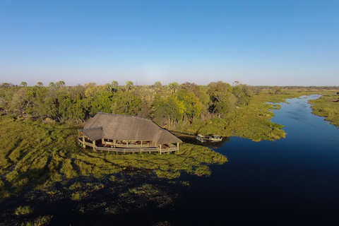Moremi Crossing Safari Lodge