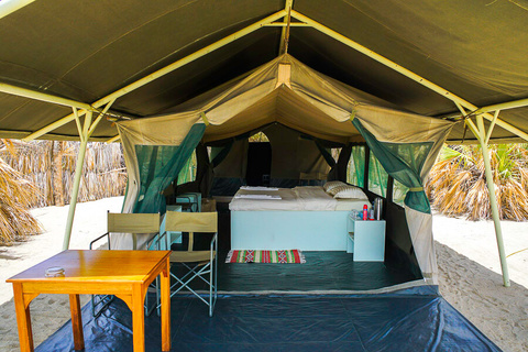 Tente Out Of Africa   Lobolo Springs Camp
