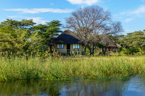 Hakusembe River Lodge