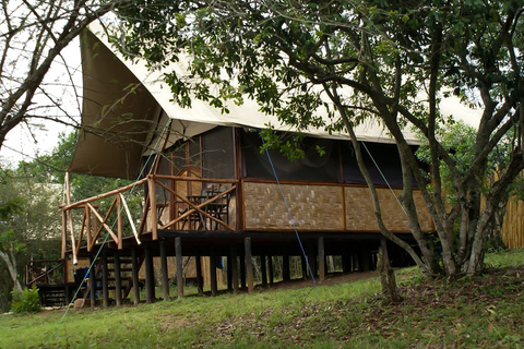 Queen Elisabeth bush lodge
