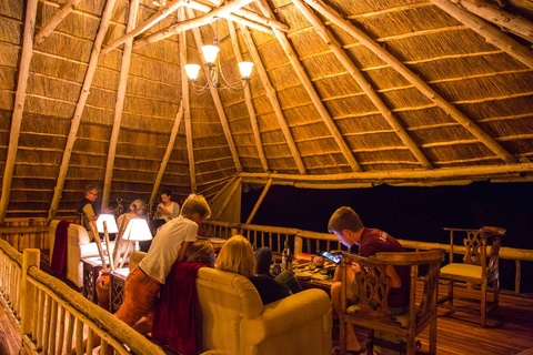 N'Gorongoro Forest Tented Lodge