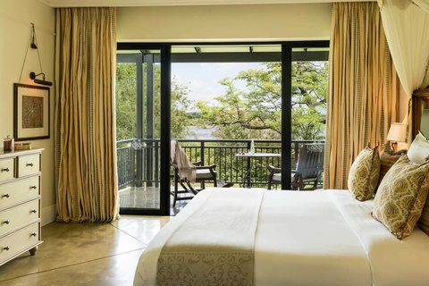 The Royal Livingstone Victoria Falls Zambia Hotel by Amantara