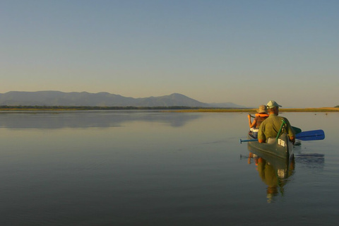 Mana Pools (Canoë)